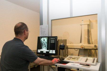 Røntgenundersøgelse og billedbehandling